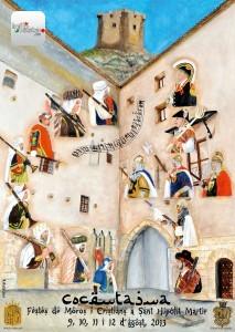 cartel-fiestas-de-moros-y-cristianos-cocentaina-2013-213x300