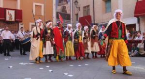 Cocentaina anuncia la llegada de las Fiestas de Moros y Cristianos