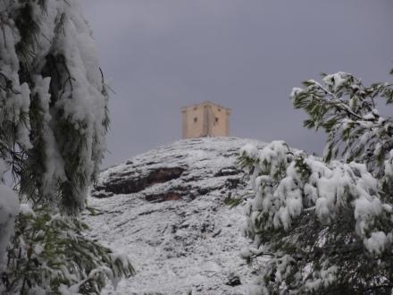 emblemático castillo de cocentaina