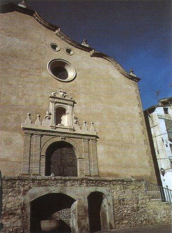 Iglesia de El SalvadorConstruida a finales del siglo XVI sobre la antigua mezquita