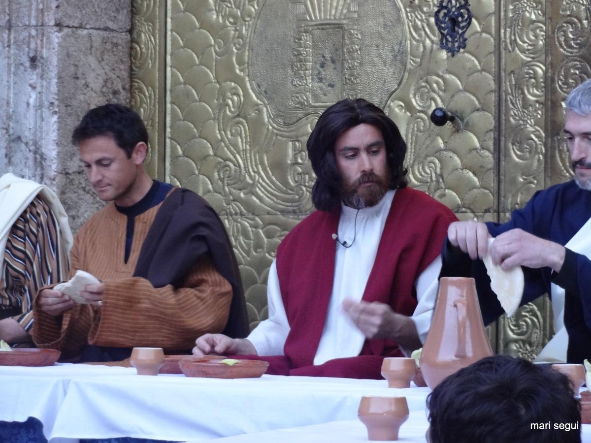 CENACULO: DE LOS DOCE APOSTOLES