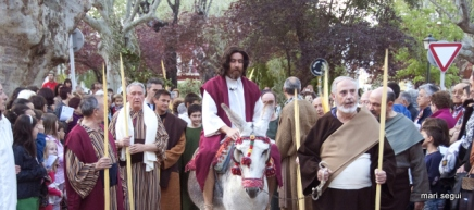 El Domingo de Ramos es aquel en el que los cristianos