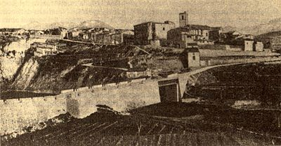 VISTA DE ANTIGUA BENILLOBA 1912