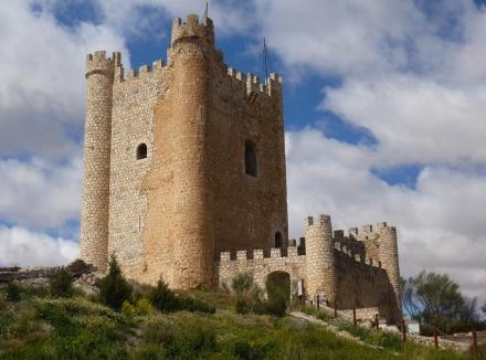 Castillo del siglo XV.