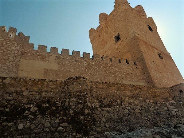 castillo de Villena,