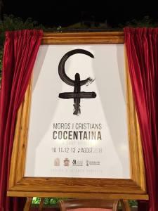 CARTELL ANUNCIADOR DE FESTES 2018